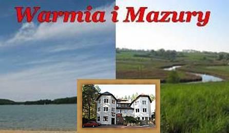 Mazury noclegi hotel Olsztyn i okolice