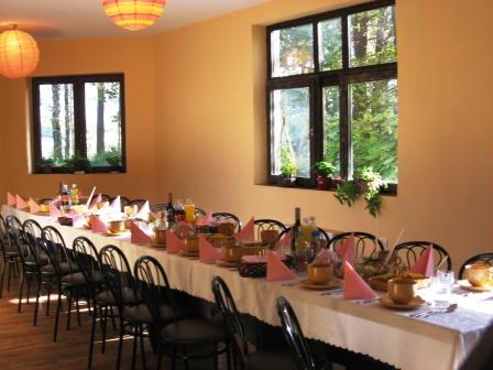 Restauracja Olsztyn SAK miejsce na: bankiecik, uroczyste spotkanie.