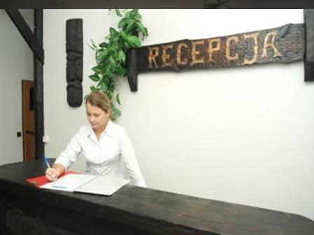 Rezerwacja pokoje Olsztyn Hotel SAK