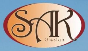 SAK Noclegi Olsztyn Hotel Restauracja logo SAK
