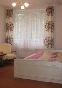 Hotel Olsztyn SAK na wekend we dwoje w wygodnym dużym pokoju.