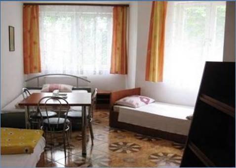 Trzyosobowy pokój Olsztyn Hotel SAK