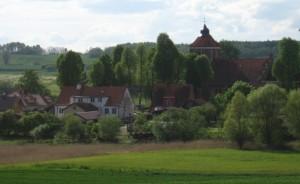 Kościół w Bartągu Przedszkole