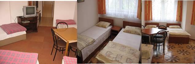 Tanie Noclegi Olsztyn Pokoje 1,2,3,4 osobowe