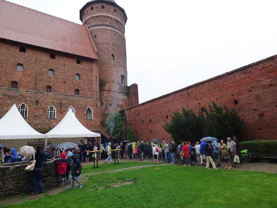 Weekend Olsztyn Imprezy na Zamku