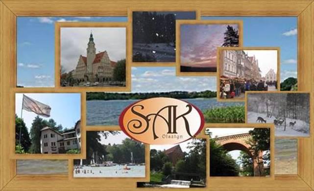 SAK Hotel Olsztyn Ciekawe Miejsca Atrakcje