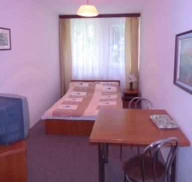 SAK Hotel Olsztyn Pokój 1-Osobowy