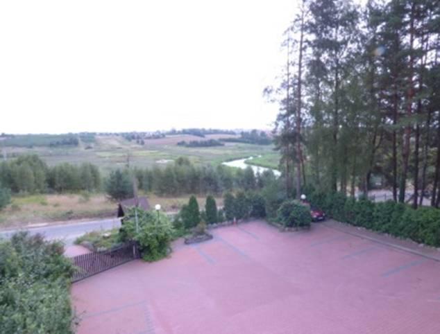 Teren rekreacyjny Olsztyn okolica Hotelu SAK