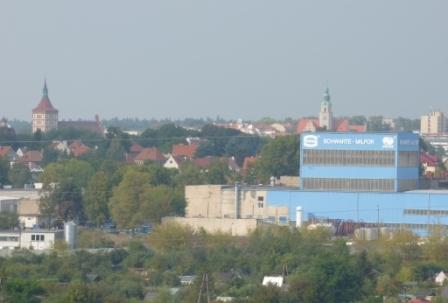 Cenrtum Olsztyn Stare Miasto