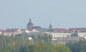 Jaroty Olsztyn Kościół ul. Wilczyńskiego