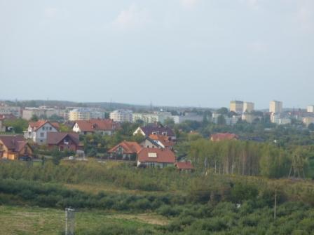 Osiedle Podgrodzie Olsztyn osiedle Mleczne