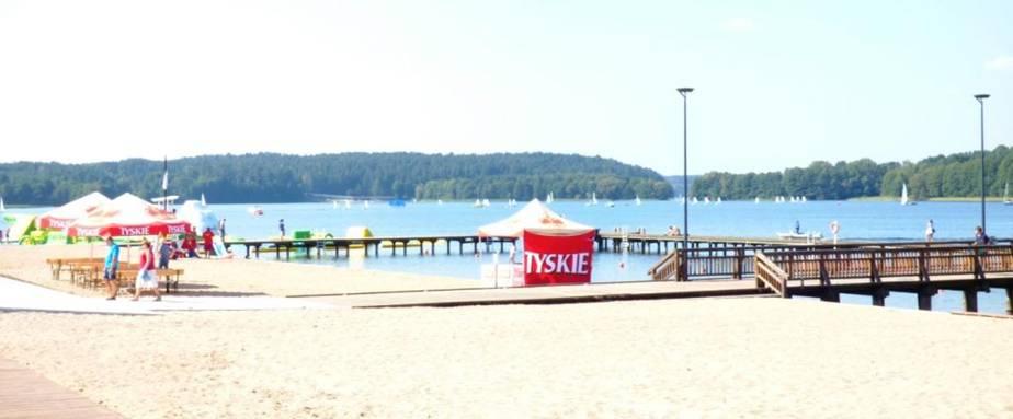 Plaże w Olsztynie i okolicy