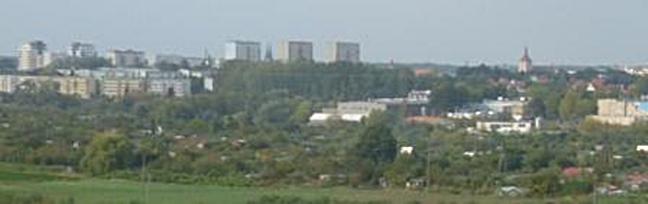 Stare Miasto  Olsztyn Osiedle Podgrodzie
