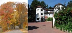 Jesień SAK Hotel Olsztyn Lato