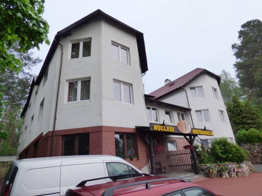 SAK Hotel na Przedmieściu Olsztyna